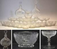 120 - 20th Century Bohemian Glass