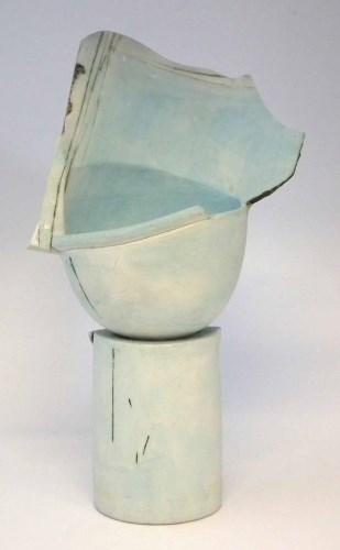 Lot 275-Gordon Baldwin Tall Sculpture