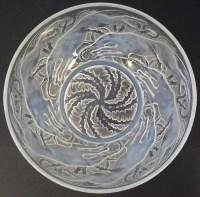 93 - Lalique bowl.