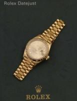 359 - 18k gold Rolex Oyster Perpetual Datejust bracelet