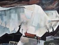 459 - William Ralph Turner, Castleton, oil.