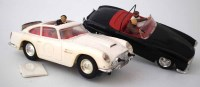 Lot 16-Scalextric James Bond Pair of Cars