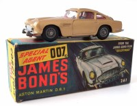 Lot 20-Corgi James Bond Aston Martin