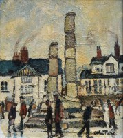 299 - William Turner, Sandbach, oil.