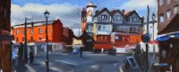 301 - Liam Spencer, Great Underbank, Stockport, oil.