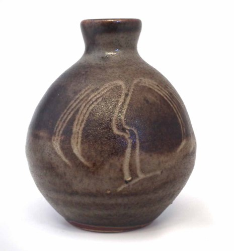 241 - Bernard Leach (1897-1978) vase, incised with a