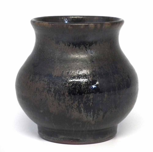253 - Bernard Leach  (1887-1979) St Ives studio pottery vase,