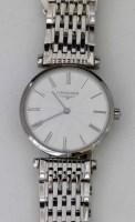 448 - Grande classique de Longines lady's bracelet