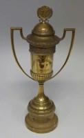 26 - Football trophy.