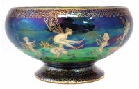 147 - Wedgwood Leapfrogging Elves bowl.