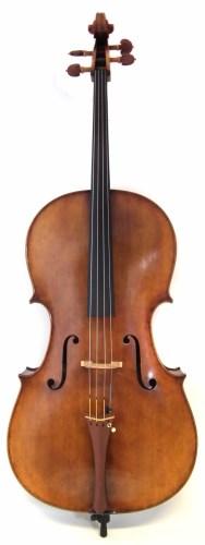 Lot 26-Liu Xi workshops Cello