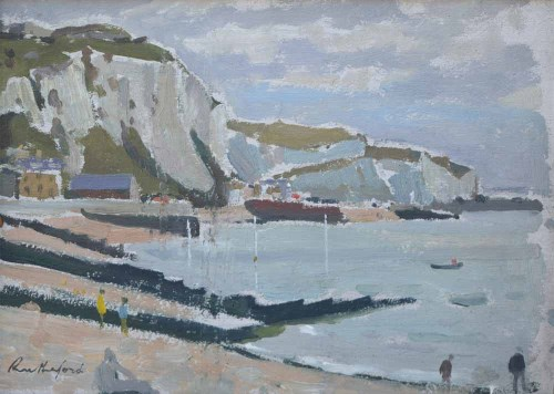 307 - Harry Rutherford, Hastings, oil.