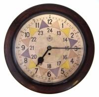 38 - RAF sector clock.