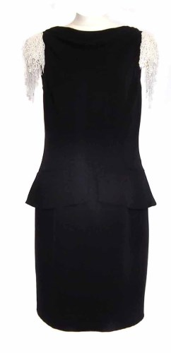 Lot 395 - Chanel cocktail dress
