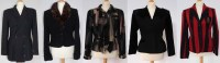 Lot 400-A collection of jackets to include Ralph Lauren