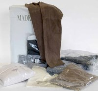 Lot 402-A collection of unopened t-shirts, jumpers, trousers by Madeleine