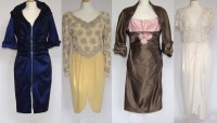 Lot 411-Four retro occasional dresses