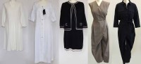 Lot 416-A mixture of five casual dresses and jumpsuits