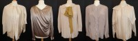 Lot 431 - A mixture of ladies blouses