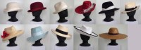 Lot 441 - A collection of eleven hats