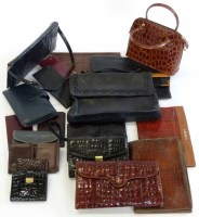 Lot 460 - A collection of vintage and retro clutch bags