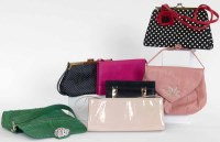 Lot 463 - A collection of bags to include Sonia Rykiel etc. (7).
