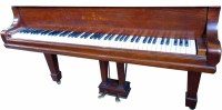691 - Steinway & Sons grand piano model 'O'.