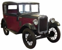 455 - 1934 Austin 7 Box Saloon,