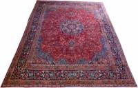 472 - 12.7 x 9.8 mashad carpet.