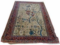 473 - Late 19th century Persian carpet,