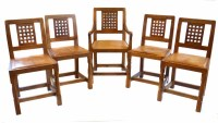 514 - Mouseman chairs