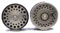 102 - Hardy The L.R.H Lightweight reel,   3 1/8th