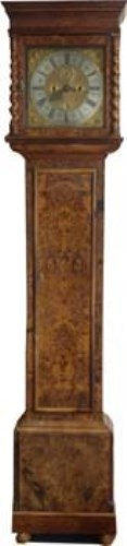 Lot 686-Joseph Knibb long cased clock.