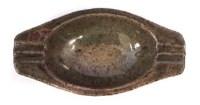 Lot 244 - Bernard Leach ashtray.