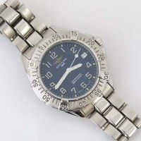 633 - Breitling automatic watch.