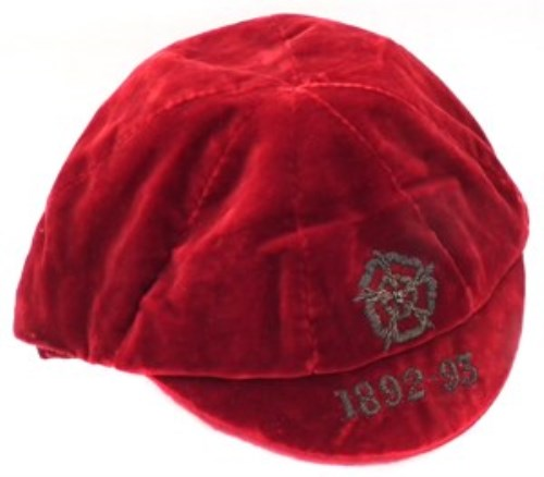 Lot 48-International cap 1892-93.