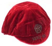 48 - International cap 1892-93.