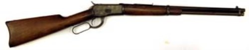 Lot 113-Deactivated Winchester model 1892 .44 repeating
