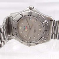 378 - Tag 200m professional man's quartz watch