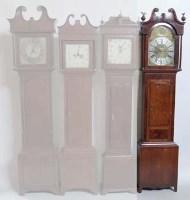640 - Longcase clock (Joyce,Whitchurch)
