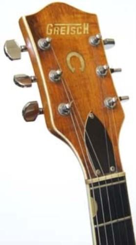 Lot 431-Gretsch Chet Atkins guitar and modern case 1963