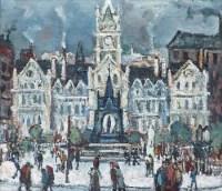 1 - William Turner, Albert Square, oil