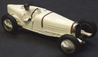 15 - Scalextric Bugatti Type 59 C70 white