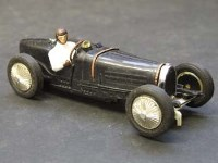 25 - Scalextric Bugatti Type 59 C70 black