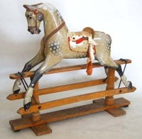 709 - Rocking horse