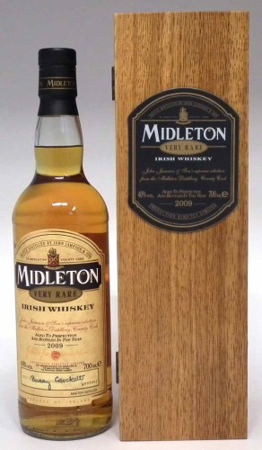 51 - Midleton Very Rare Irish Whiskey - 2009 - 700ml
