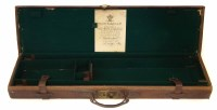 78 - Leather gun case