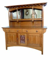 637 - Arts & Crafts sideboard