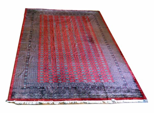 661 - Turkoman carpet