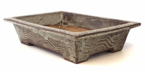 247 - Bernard Leach (1887 - 1979) Bonsai pot circa 1950,